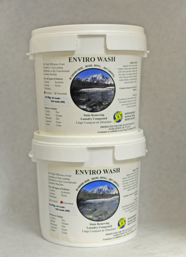 Enviro Wash Laundry Soap