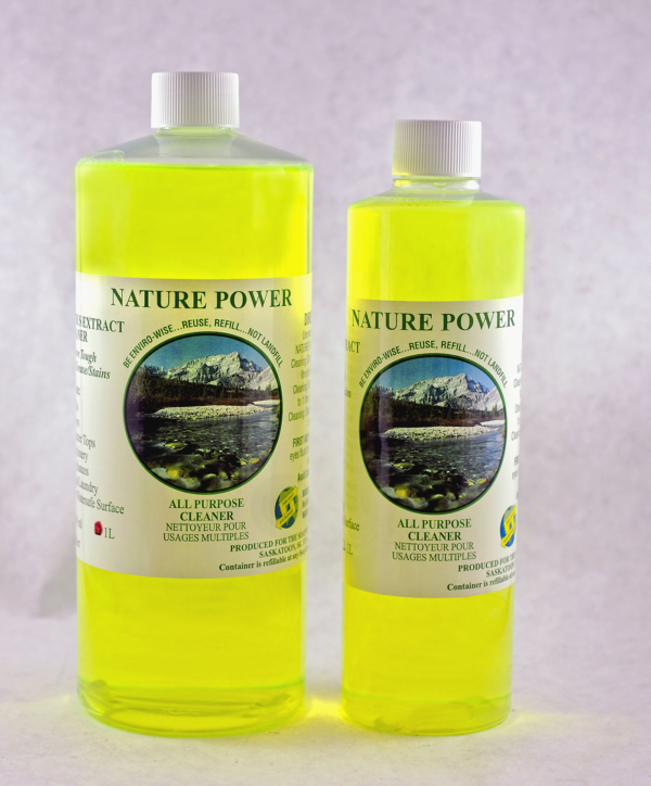 Nature Power All Purpose Cleaner - Victoria Soap Exchange