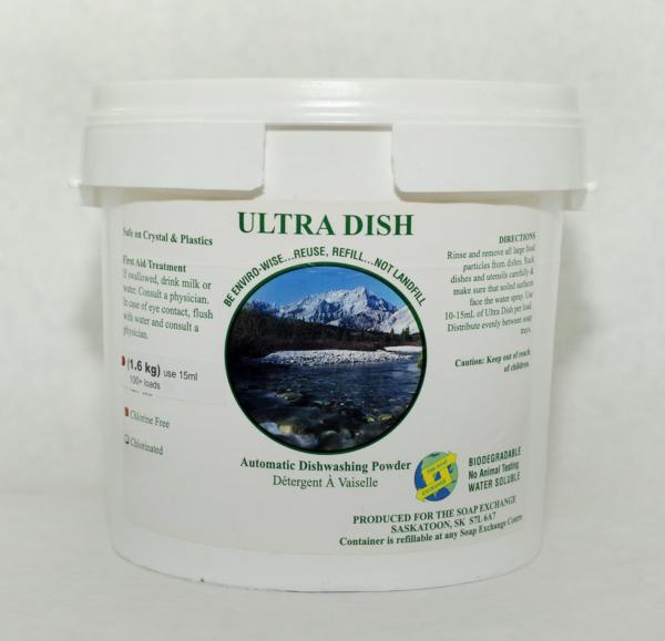 Ultra Dish Automatic Dishwasher Soap - Victoria Soap Exchange