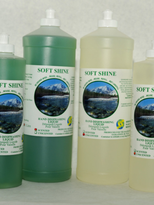 Soft Shine Unscented Dish Soap