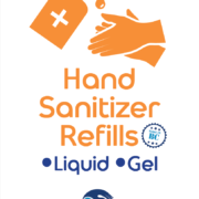 hand sanitizer refills at victoria soap exchange