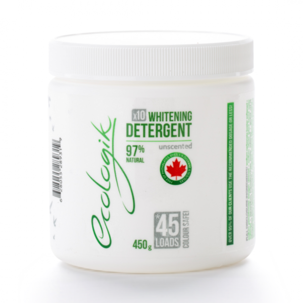 Ecologik X10 Whitening Detergent at The Soap Exchange Victoria